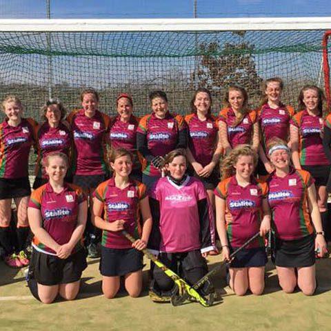 Ladies' 2nd XI 2015-16