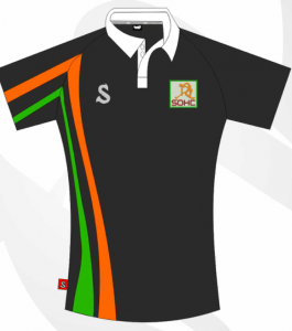 Men's playing shirt