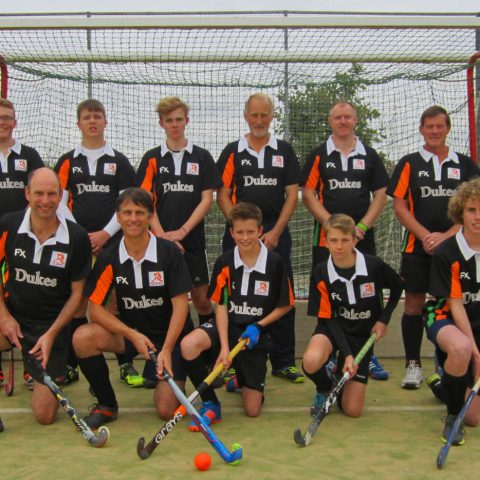Men's 4th XI 08-10-2016