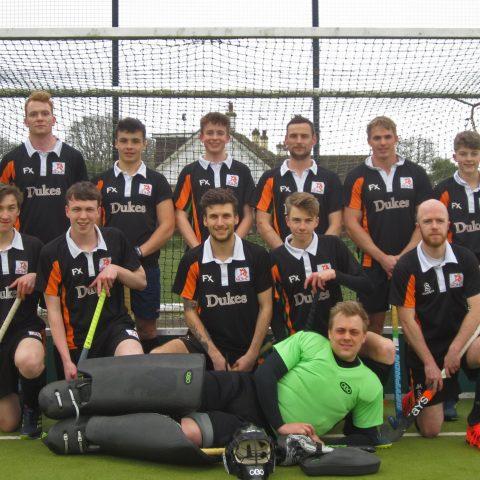 Men's 1st XI – 02-03-2019