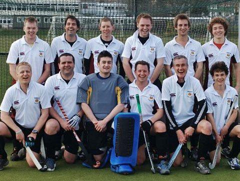 Sidmouth HC 1st XI (2012)