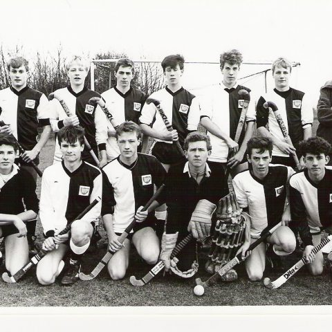 Otter Vale HC (4) Juniors – early 80s?