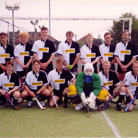 Otter Vale HC (5) 2nd XI